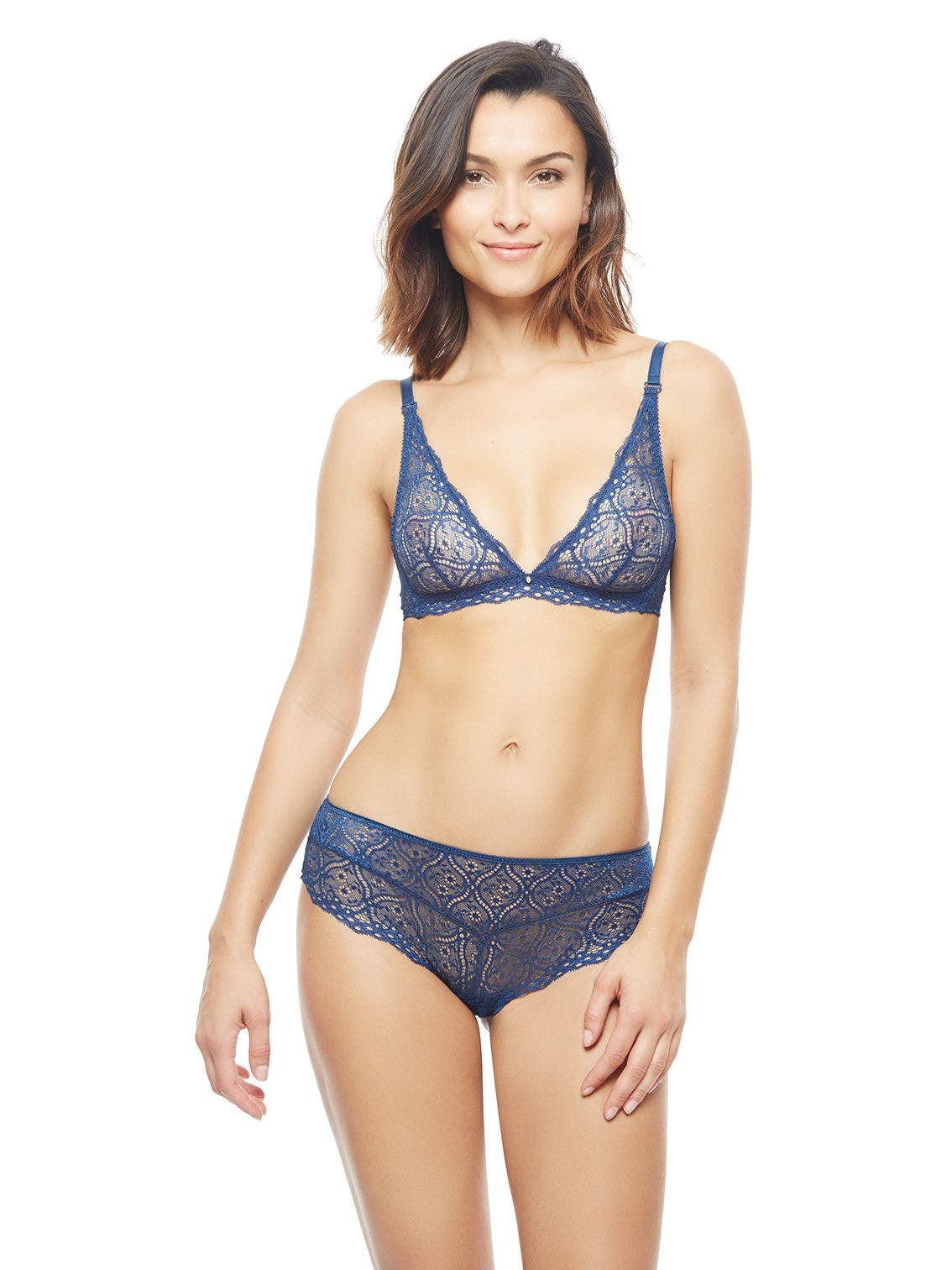 Soutien-gorge triangle sans armature - Twilight
