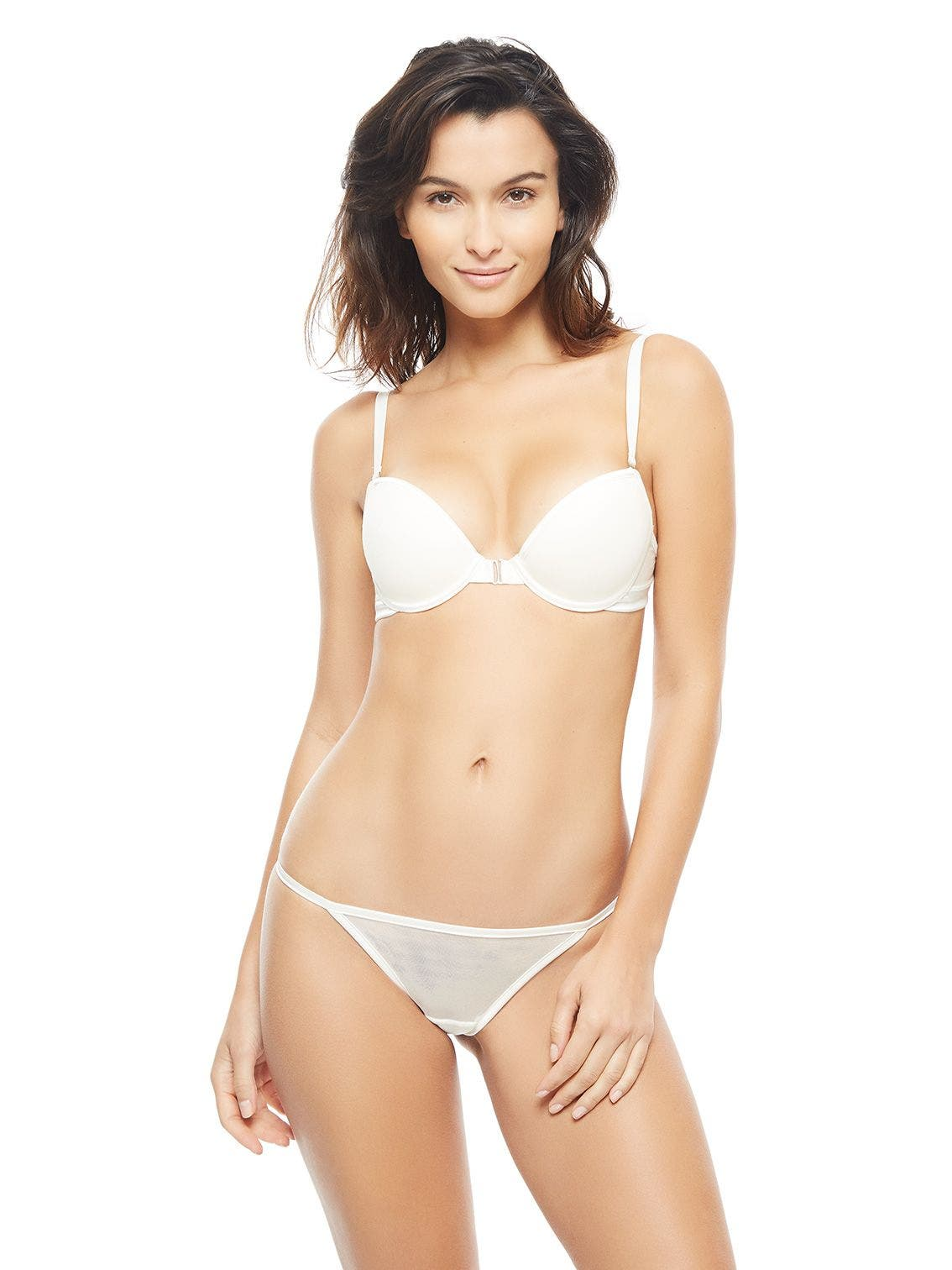 Soutien-gorge push-up moulé - Naturel