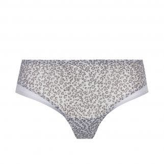 Shorty - Grey leopard