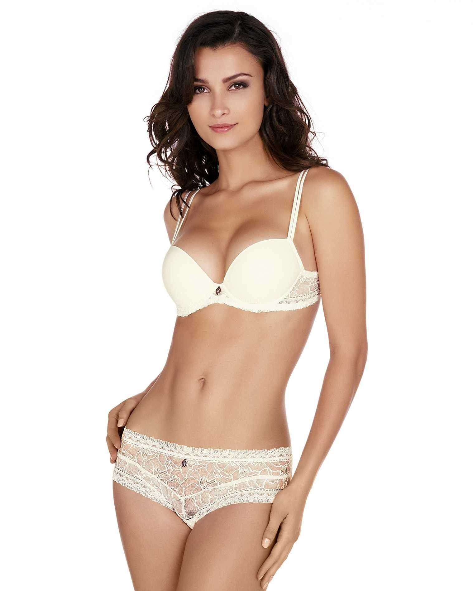 Soutien-gorge push-up - Naturel