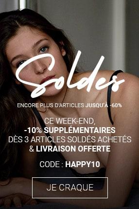 Soldes | Implicite Lingerie
