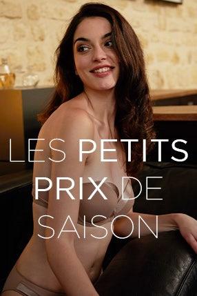 LES PETITS PRIX DE SAISON | Implicite Lingerie