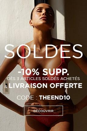 SOLDES   Implicite Lingerie