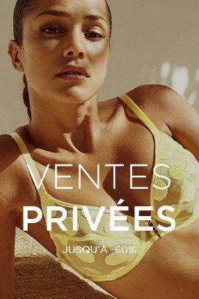 Ventes privées | Implicite Lingerie